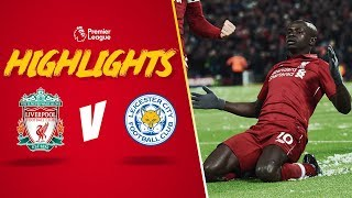 Download Video Alisson's point-blank save from Firmino | Liverpool 1-1 Leicester | Highlights MP3 3GP MP4