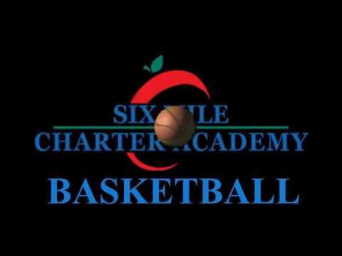 Six Mile Charter Academy Basketball Highlights vs Bonita