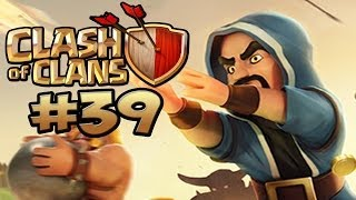CLASH OF CLANS #39 - 3 STERNE FÜR DEN CLAN ★ Let's Play Clash of Clans