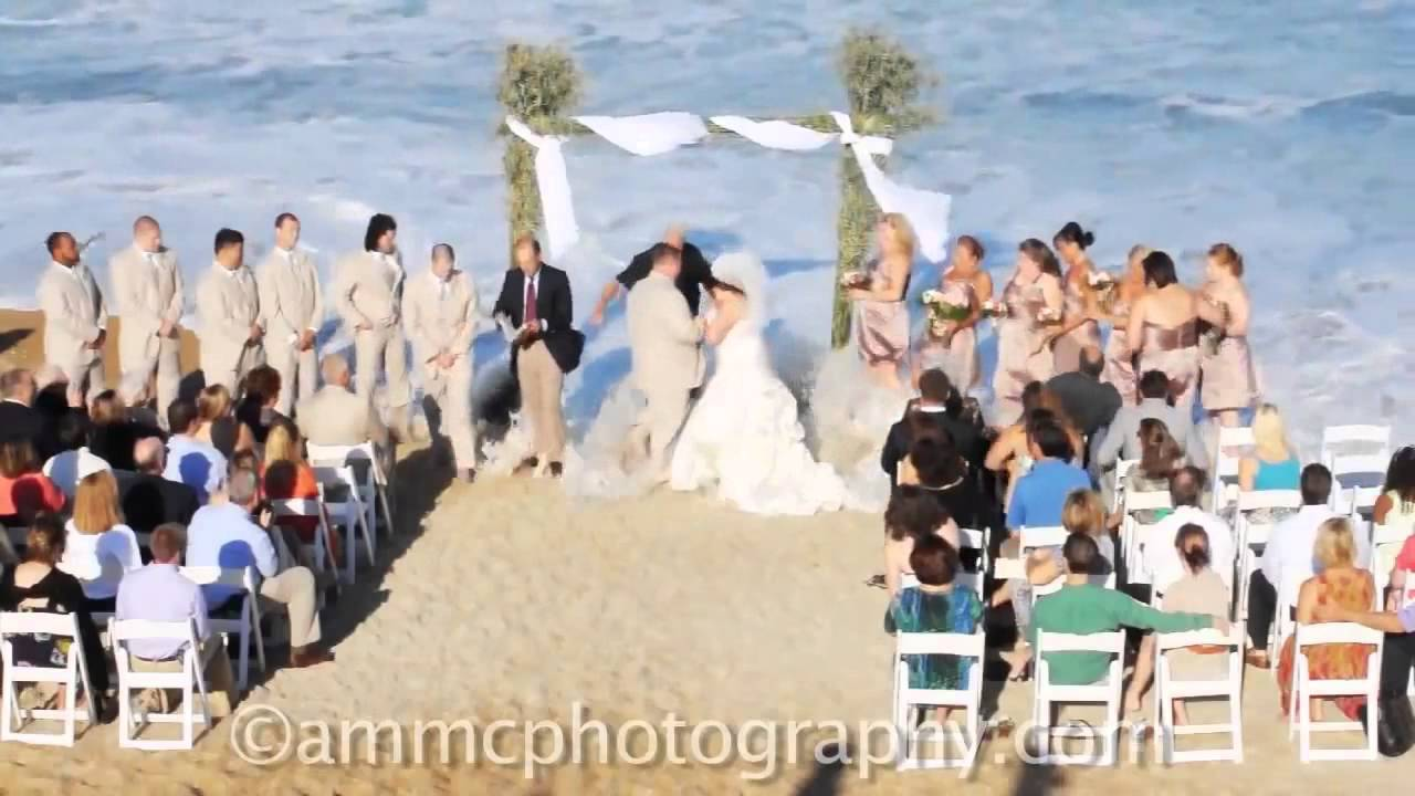 Funniest Wedding Video Ever Wave Ruins Ceremony The Original You Proposal