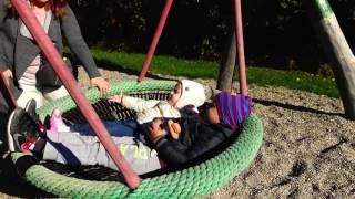 Vlog Детская площадка Люксембург