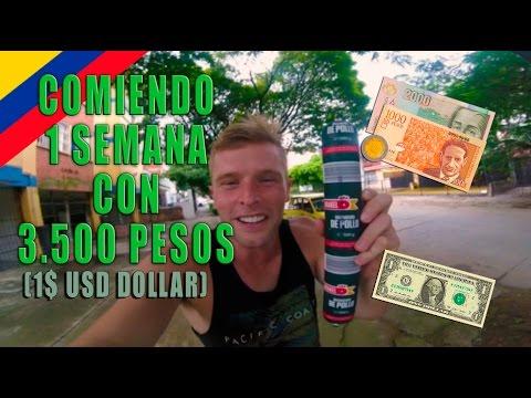 UNA SEMANA COMIENDO POR 3500$   ZACH MORRIS