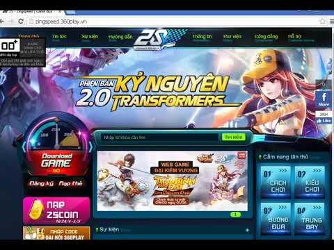 Hướng dẫn tải ZING SPEED trên máy tính PC