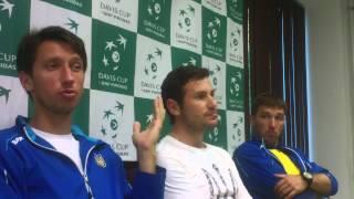 Пресс-конференция Сергея Бубки, Сергея Стаховского и Михаила Филимы