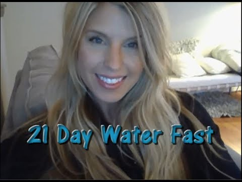 Reasons for going on a 21 Day Water Fast in Costa Rica - YouTube