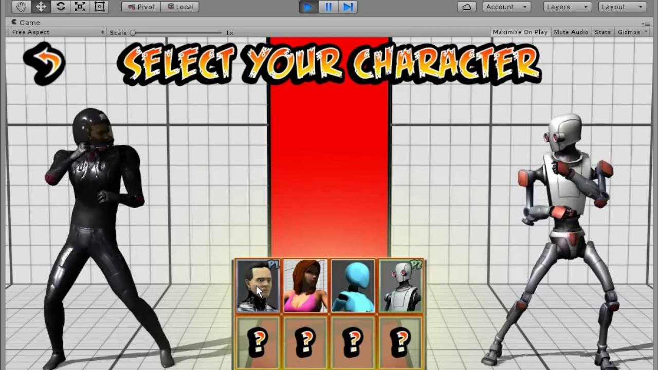 Universal Fighting Engine Unity Asset Free Download