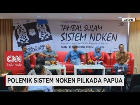 Polemik Sistem Noken Pilkada Papua
