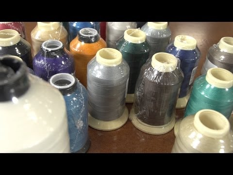 V-92 Polyester Thread - Outdoor Sewing Thread - YouTube