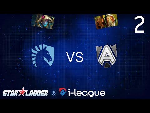 Liquid vs Alliance - SL i-League LAN Playoffs - G2