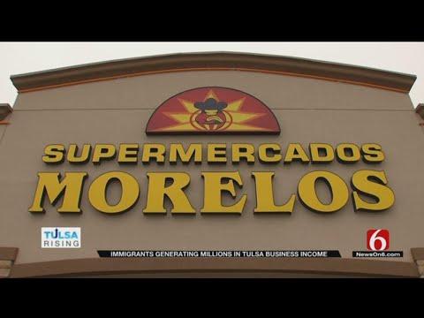 Immigrant Entrepreneurs Bring Millions To Tulsa's Economy, Report Shows