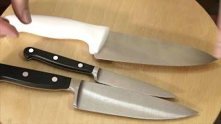 Лучшие недорогие кухонные ножи