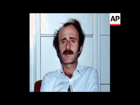 SYND 2 9 78 LEBANESE POLITICAL LEADER WALID JUMBLATT INTERVIEW