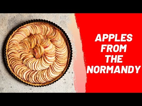 Apples from the Normandy