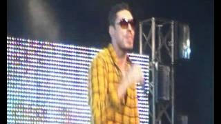 Marracash feat Co'Sang - Se la scelta fosse mia LIVE 3° HIP HOP TV PARTY