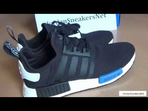 first rate 06577 d4d79 Adidas NMD Runner S79162 Blue Black White Tokyo Best Quality From  JordanSneakersNet