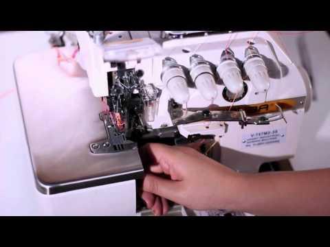 Como Cambiar Las Cuchillas De La Fileteadora O Overlock Youtube
