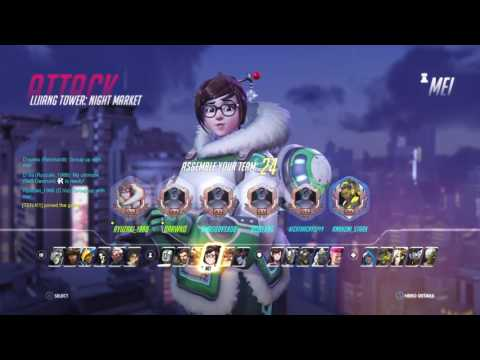 OVERWATCH live FT. Drawko. Oh this my jam!