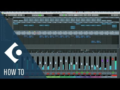 How to Save Mixer Channel Snapshots in Cubase | Q&A with Greg Ondo