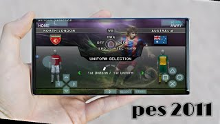Download pes 2011 on android ppsspp
