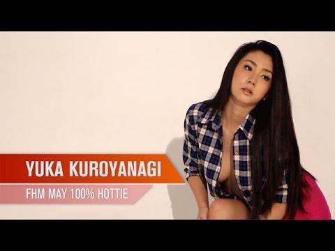 Yuka Kuroyanagi - FHM 100% Hottie May 2014