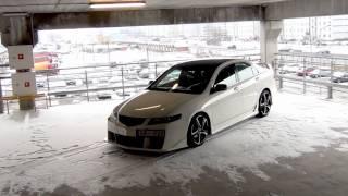 Honda - accord tuning || stabo.lv || Latvijas skaistākie auto