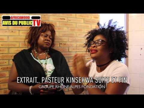 EXTRAIT DU FILM PASTEUR KINSEKWA SUITE ET FIN GROUPE RHONE ALPES FONDATION