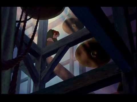 If Quasimodo Can't Love Her...