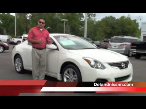 2010 Nissan Altima 2 5 S Coupe For Sale P8403 M4v Youtube