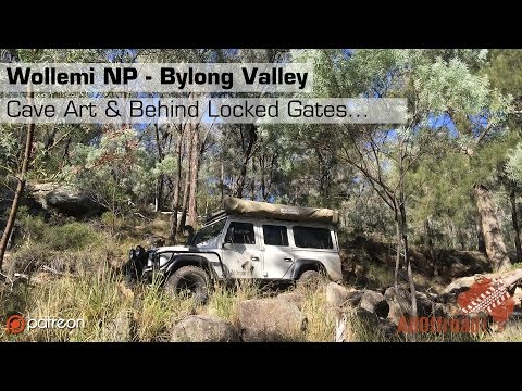 4x4 | Australian Off road | Cave Art | Bushranger Hide Outs | BylongValley | ALLOFFROAD | #83