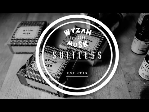 Suitless #1 | Wyzah Musk Soap | Metro Creative