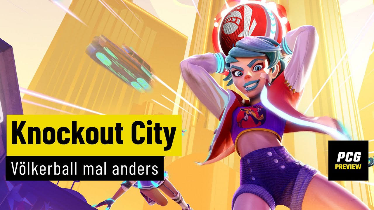 Knockout City | PREVIEW | EAs großer E-Sport-Wurf?