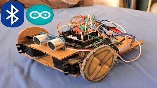 Arduino: How To Build a Bluetooth Robot(, 2015-04-16T12:21:03.000Z)