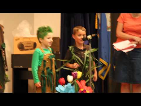 How Does Your Garden Grow? Performance Fort Lewis Elementary School 2015 (Part 4)