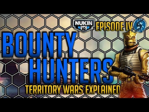 TRACK DOWN THE BOUNTY HUNTERS | TERRITORY WARS EXPLAINED - EP IV