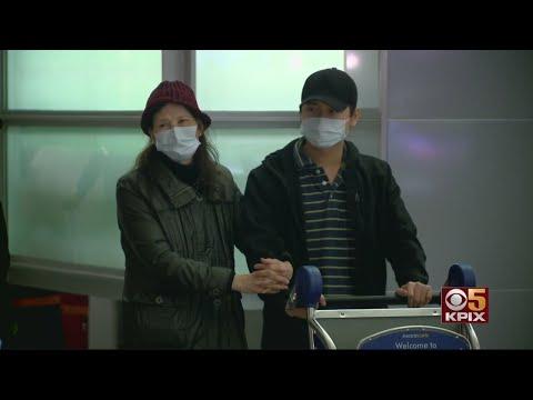 Coronavirus: United Airlines Suspends Flight, U.S. Mulls Suspending Chinese Travel