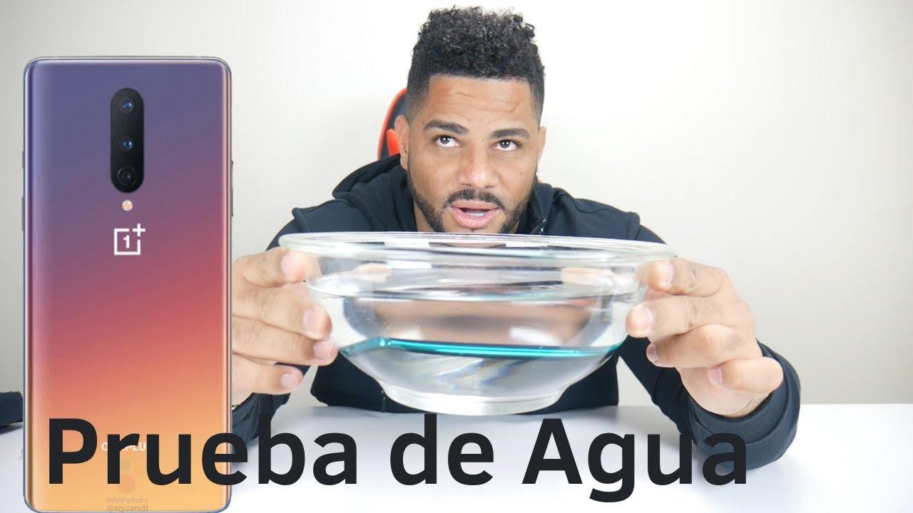 OnePlus 8 5G Prueba de Agua