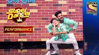 "Akash And Vivek's Glorious Performance On ""Enna Sona"" | Super Dancer Chapter 2"