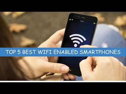 TOP 5 BEST WIFI ENABLED SMARTPHONES IN DUBAI, UAE