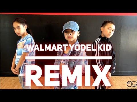 Walmart Yodeling boy Remix Dance Video #yodelkidchallenge
