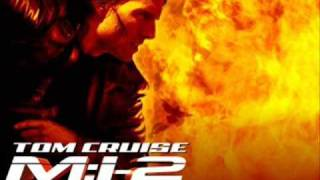 This is a song from the movie Mission impossible 2 by Hans Zimmer.