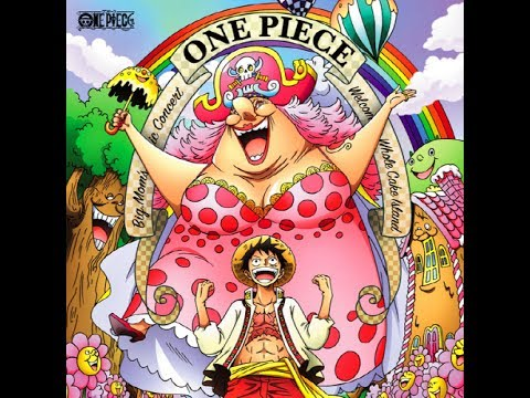 One Piece OST • Welcome to Whole Cake Island • Germa 66!