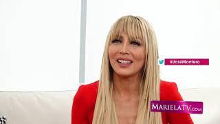 """""""Se puede conversar con un ex sin ir a la cama"""" Jasú Montero - Miércoles de MarielaTV"""