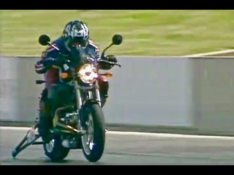 Harley Drags - Brad Houston KUSA-TV feature