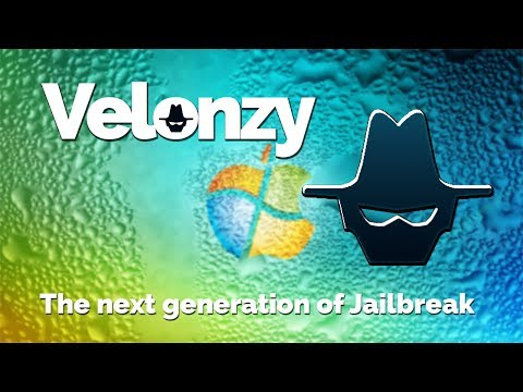 Velonzy the next generation of jailbreak