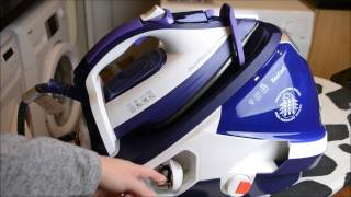 tefal pro express total x pert gv8976 steam generator iron review