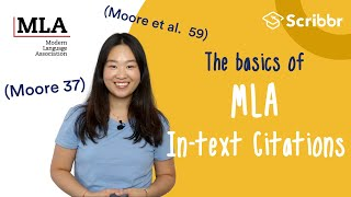 The Basics of MĻA In-text Citations | Scribbr 🎓