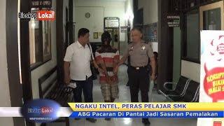 Download Video Aksi Preman Ngaku INTEL Peras ABG Pacaran MP3 3GP MP4