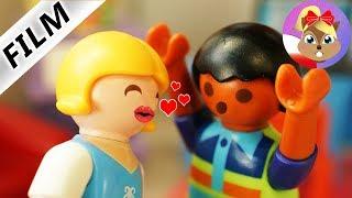 Rodzina Wróblewskich   Pia i Dawid na randce - daczego Dawid nie chce się całować?