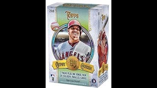 "(Episode 2045) Amazon Prime Unboxing: 2018 Topps Gypsy Queen Baseball ""Blaster Box "" @Topps"