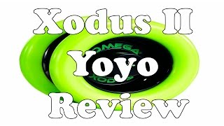 Xodus II Yoyo Review